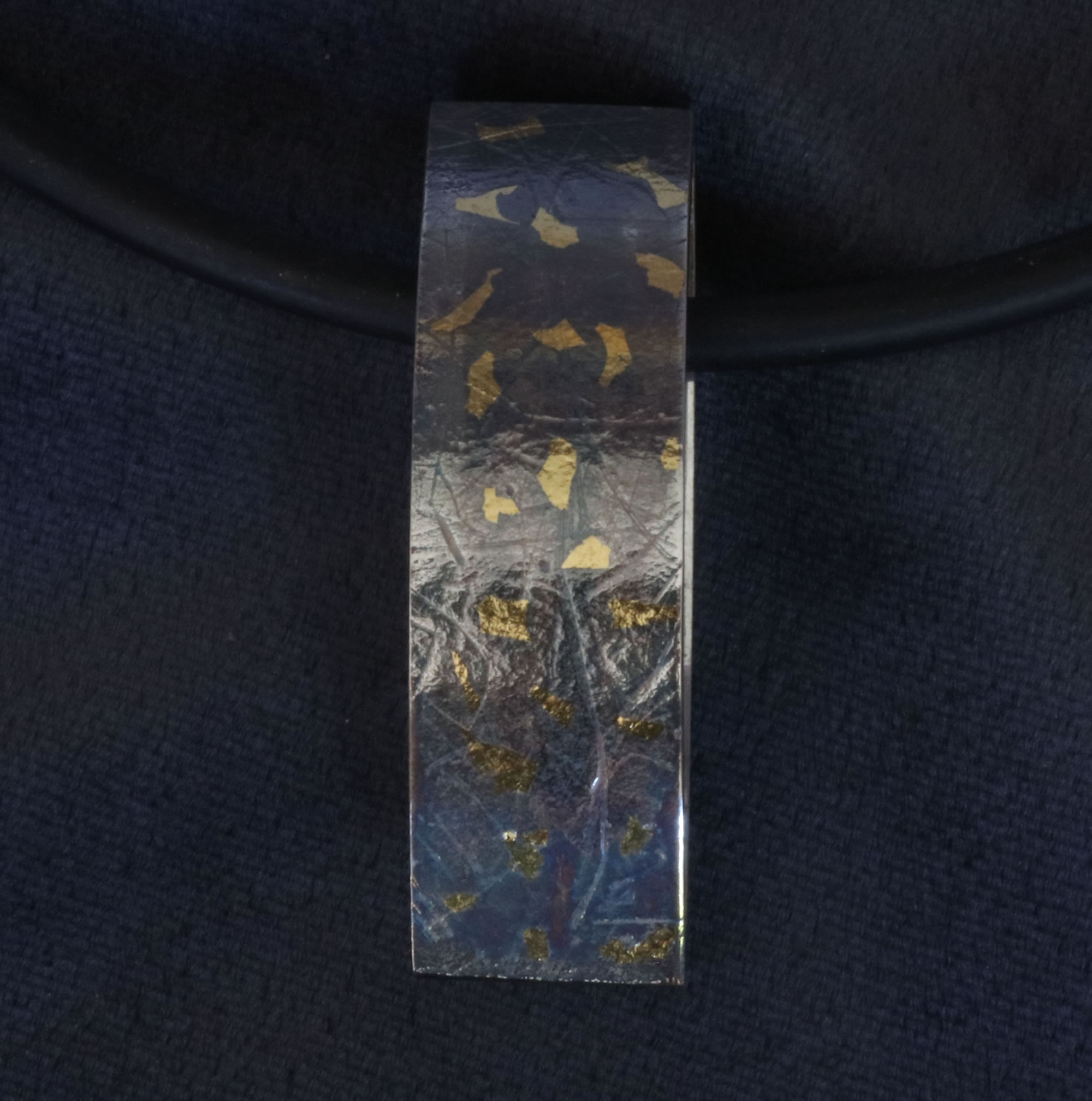 Halsband Keum-Boo Guldflingor